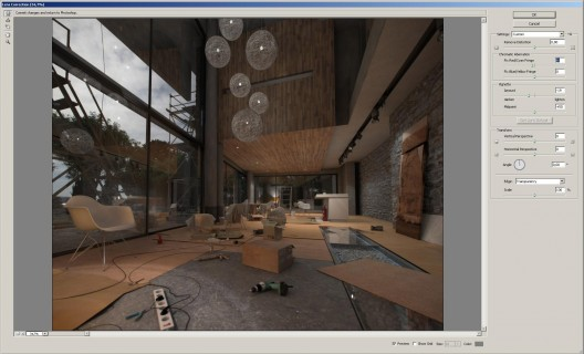 making gh house ivo sucur image118 528x320 Making of GH House by Ivo Sucur, Part 2