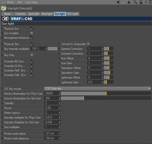 trojan house tutorial vray sky thumb Making of Trojan House by Christian Behrendt