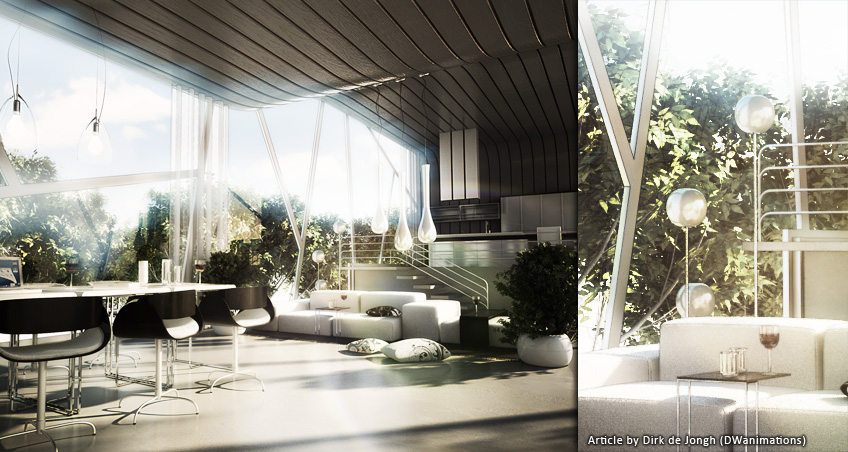 Making of ASGVIS VRay for SketchUP Winning Render - 3D Architectural
