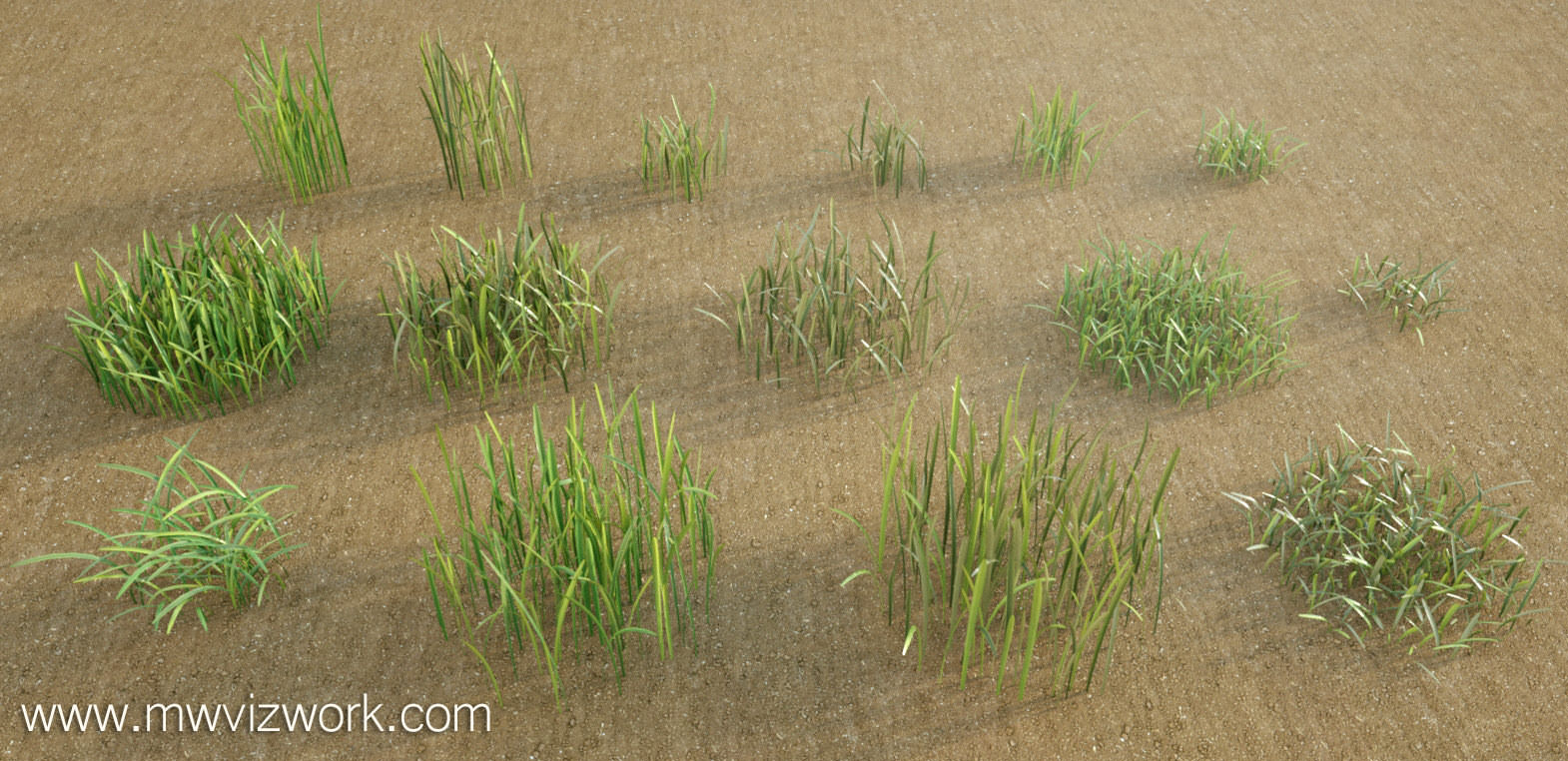 Free Grass By Mischa Winkler 3d Architectural Visualization Rendering Blog