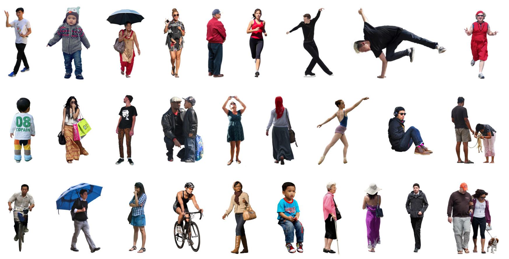 nonscandinavia-2d-people-sample - Ronen Bekerman - 3D ...